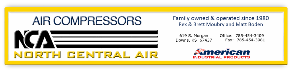 North Central Air Compressors